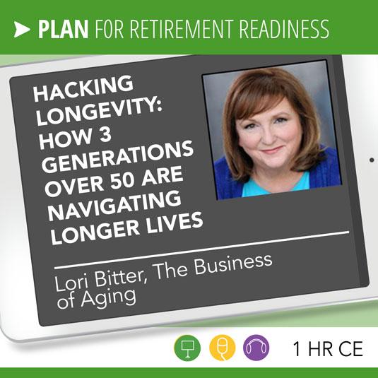 Hacking Longevity - Bitter - Add to Cart - Retirement Resource Center